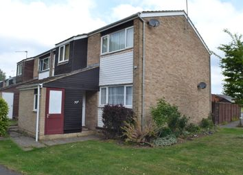 Thumbnail 2 bed maisonette to rent in Rickman Close, Woodley, Reading