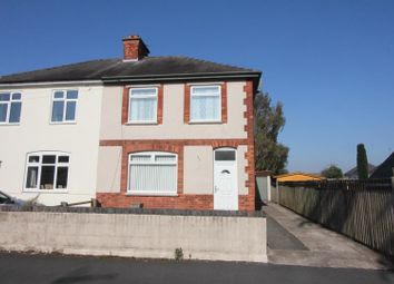 Thumbnail 2 bed semi-detached house for sale in Park Road, Earl Shilton, Leicester