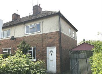 Thumbnail 3 bed end terrace house for sale in Kelvin Grove, Corby, Northamptonshire