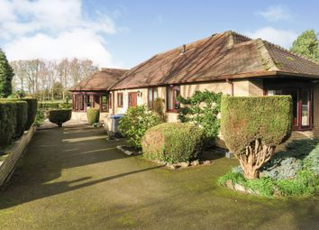 Thumbnail 4 bed detached bungalow for sale in Newbold Road, Barlestone, Nuneaton