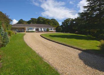 Thumbnail 5 bed detached bungalow for sale in Undershore Road, Lymington, Hampshire