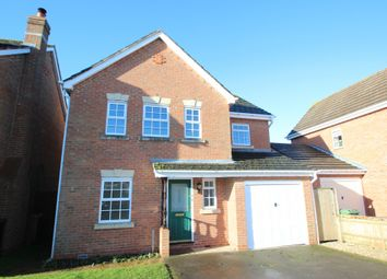 Thumbnail 4 bedroom detached house to rent in Beech Close, Wootton, Abingdon