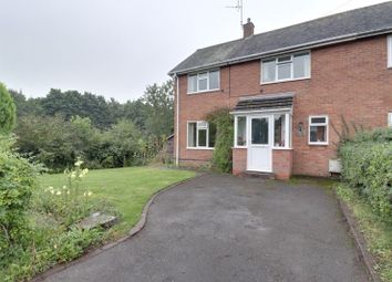 Thumbnail 2 bed end terrace house for sale in Rowan Grove, Brewood, Stafford