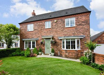 Thumbnail 4 bed detached house for sale in Middleton Close, Hammerwich, Burntwood