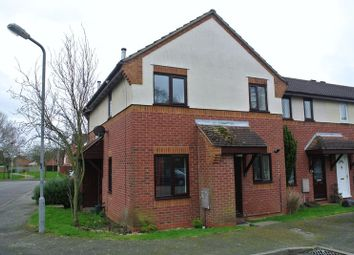 Thumbnail 1 bed terraced house to rent in Barnsbury Gardens, Newport Pagnell