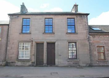 Thumbnail 3 bed flat for sale in Main Street, Carnwath, Lanark