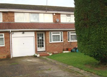 Thumbnail 3 bed terraced house for sale in Oakley Close, Isleworth