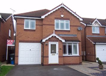 Thumbnail 4 bed detached house to rent in Sheldon Close, Sutton-In-Ashfield