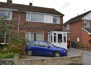 Thumbnail 3 bedroom semi-detached house for sale in Farcroft Drive, Market Drayton