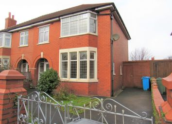 Thumbnail 3 bed semi-detached house to rent in Kenilworth Road, Lytham St. Annes