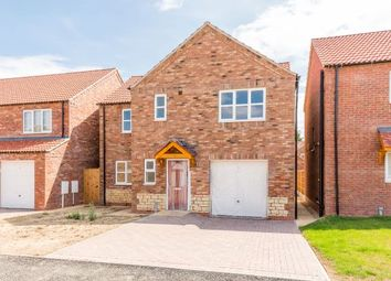 Thumbnail 4 bed detached house for sale in Franklin Way, Barrow Upon Humber