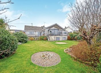 Thumbnail 4 bed detached bungalow for sale in Trevear Close, St. Austell