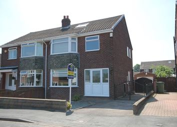 Thumbnail 3 bedroom semi-detached house for sale in Sandyacres Crescent, Rothwell, Leeds