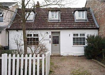 Thumbnail 3 bed cottage for sale in The Street, Bredfield