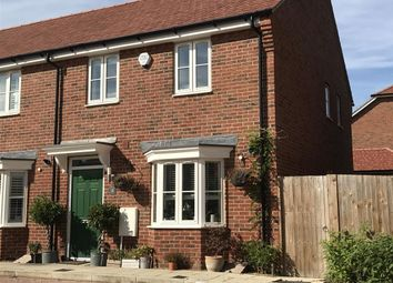 Thumbnail 3 bed end terrace house for sale in Walker Close, Ebbsfleet Valley, Swanscombe