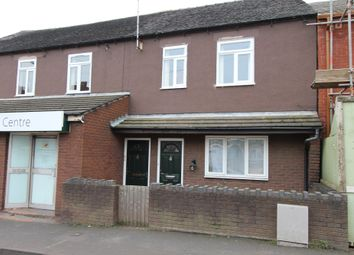 Thumbnail 2 bed flat to rent in High Street, Dosthill, Tamworth