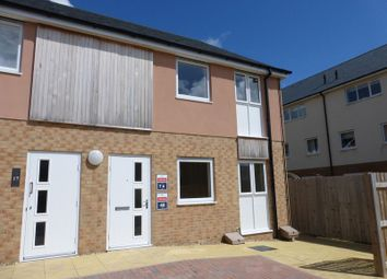 Thumbnail 1 bed flat for sale in Y Bae, Bangor
