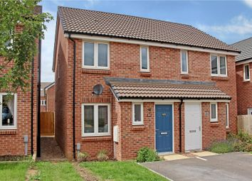 Thumbnail 2 bed semi-detached house for sale in Sweet Chestnut, Cranbrook, Exeter