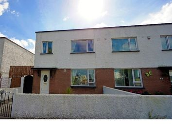 Thumbnail 3 bed end terrace house for sale in Fernagh Road, Newtownabbey