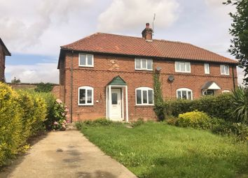 Thumbnail 3 bed semi-detached house for sale in East View, Boroughbridge, York