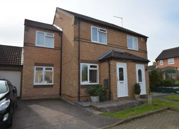 Thumbnail 3 bed semi-detached house for sale in Rillington Gardens, Emerson Valley, Milton Keynes