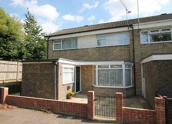 Thumbnail 3 bed end terrace house for sale in Burwash Road, Crawley, West Sussex.