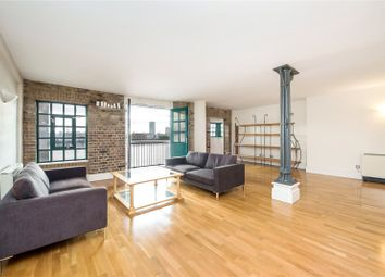 Thumbnail 2 bedroom flat for sale in Great Jubilee Wharf, 78 Wapping Wall, London