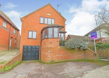 Thumbnail 3 bed detached house for sale in Lower Luton Road, St. Albans