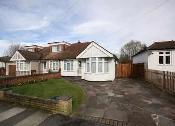 Thumbnail 2 bedroom semi-detached bungalow for sale in Oxhawth Crescent, Bromley