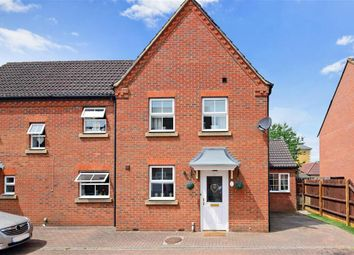 Thumbnail 2 bed semi-detached house for sale in Bradley Road, Waltham Abbey, Essex