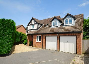 Thumbnail 5 bedroom detached house for sale in Talbot Meadows, Talbot Village, Poole