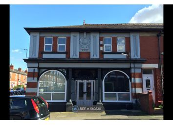 Thumbnail 1 bedroom flat to rent in Edgeley, Stockport