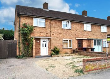 Thumbnail 3 bed end terrace house for sale in Western Way, Letchworth Garden City