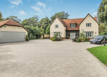 Thumbnail 4 bed detached house for sale in Mores Lane, Bentley, Brentwood