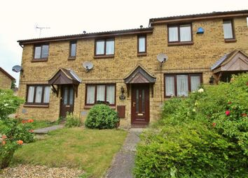 Thumbnail 2 bed terraced house to rent in Westwood Close, Great Holm, Milton Keynes