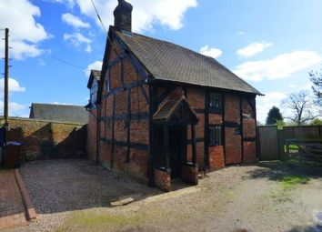 Thumbnail 2 bed detached house for sale in Scholfield Lane, Edingale, Tamworth, Staffordshire