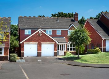 Thumbnail 5 bed detached house for sale in Middlesmoor, Wilnecote, Tamworth