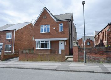 Thumbnail 4 bedroom detached house for sale in New Road, Barlborough, Chesterfield