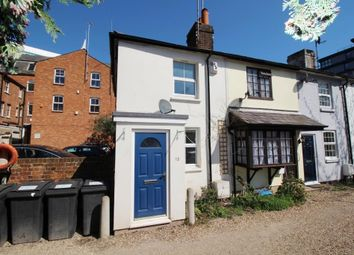Thumbnail 1 bed end terrace house for sale in Crane Wharf, Reading