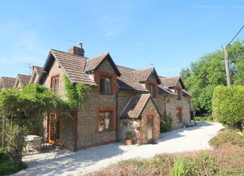 Thumbnail 3 bed cottage for sale in Spirthill, Calne