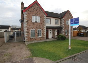 Thumbnail 4 bed semi-detached house for sale in Lower Rogan Manor, Newtownabbey