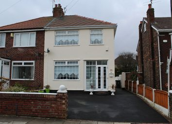 Thumbnail 3 bed semi-detached house for sale in Westbrook Avenue, Prescot