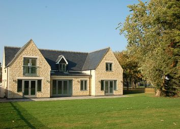 Thumbnail 4 bed semi-detached house for sale in Wheatsheaf Mews, Main Street, Upper Benefield, Northamptonshire