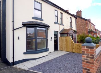 Thumbnail 4 bed semi-detached house for sale in Poplar Cottage, Hall Lane, Huyton, Liverpool