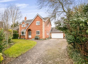 Thumbnail 5 bed detached house for sale in The Chantry, Calveley, Tarporley