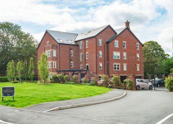 Thumbnail 2 bed flat for sale in Grammar School Gardens, Ormskirk