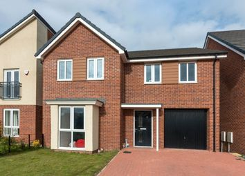 Thumbnail 4 bed detached house for sale in Heron Crescent, Great Park, Newcastle Upon Tyne