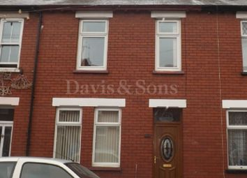 Thumbnail 2 bed terraced house for sale in Collier Street, Off Caerleon Road, Newport.