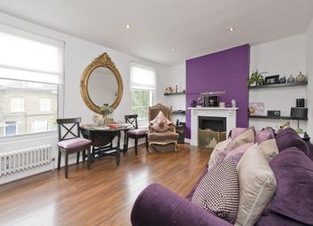 Thumbnail 1 bed flat to rent in Bassein Park Road, London