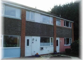 Thumbnail 3 bed terraced house for sale in North Close, Bacton, Stowmarket